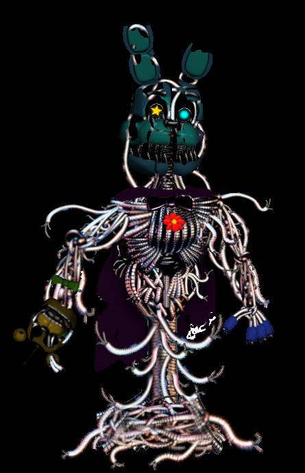 Molten Ben by shadowNightmare13