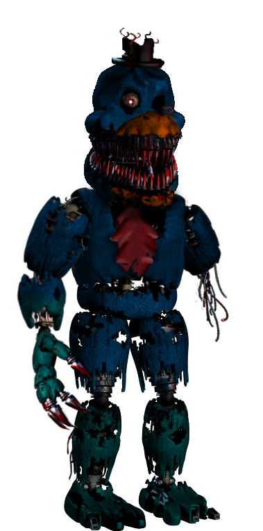 Nightmare Esqueletric by shadowNightmare13