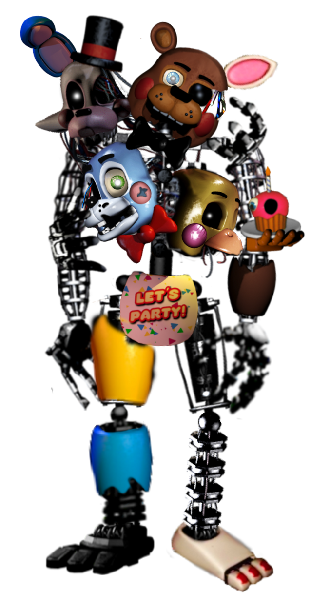 A.I. madness by shadowNightmare13