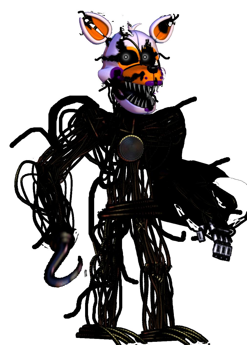 Molten Lolbit by shadowNightmare13