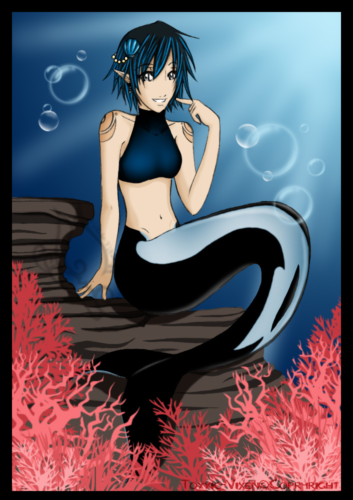 ::Exire:: Under The Sea by Toxxic-Vixen