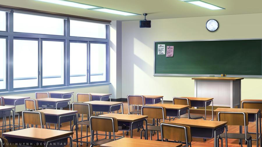 Classroom by Vui-Huynh