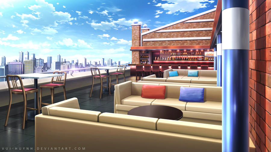 Bar rooftop by Vui-Huynh