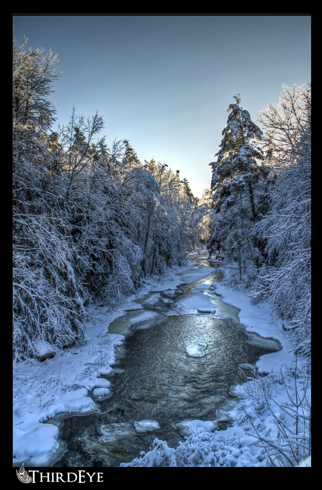 Winter Wonderland by The-ThirdEye