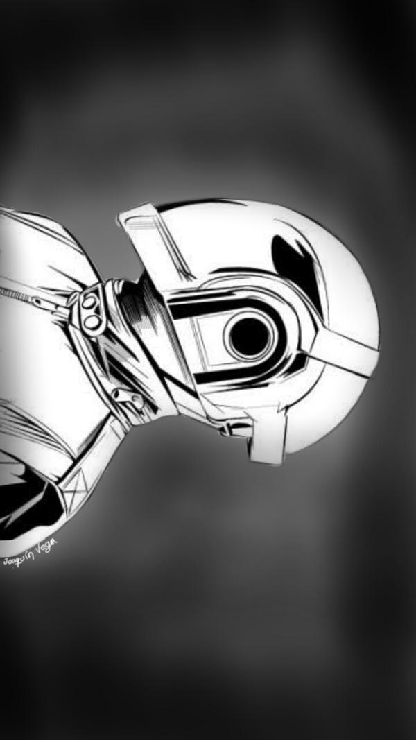 Daft Punk by joaquinavila