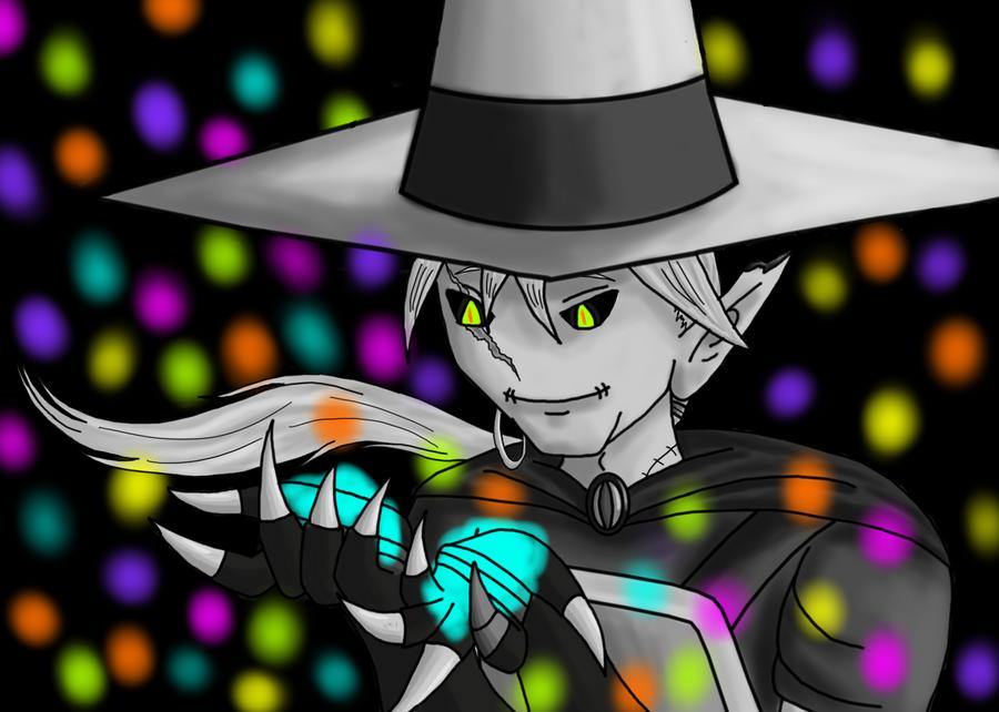 Www Let Me Color Com: Let Me Color Your World-Magic By Dragonwarrior-kyna On