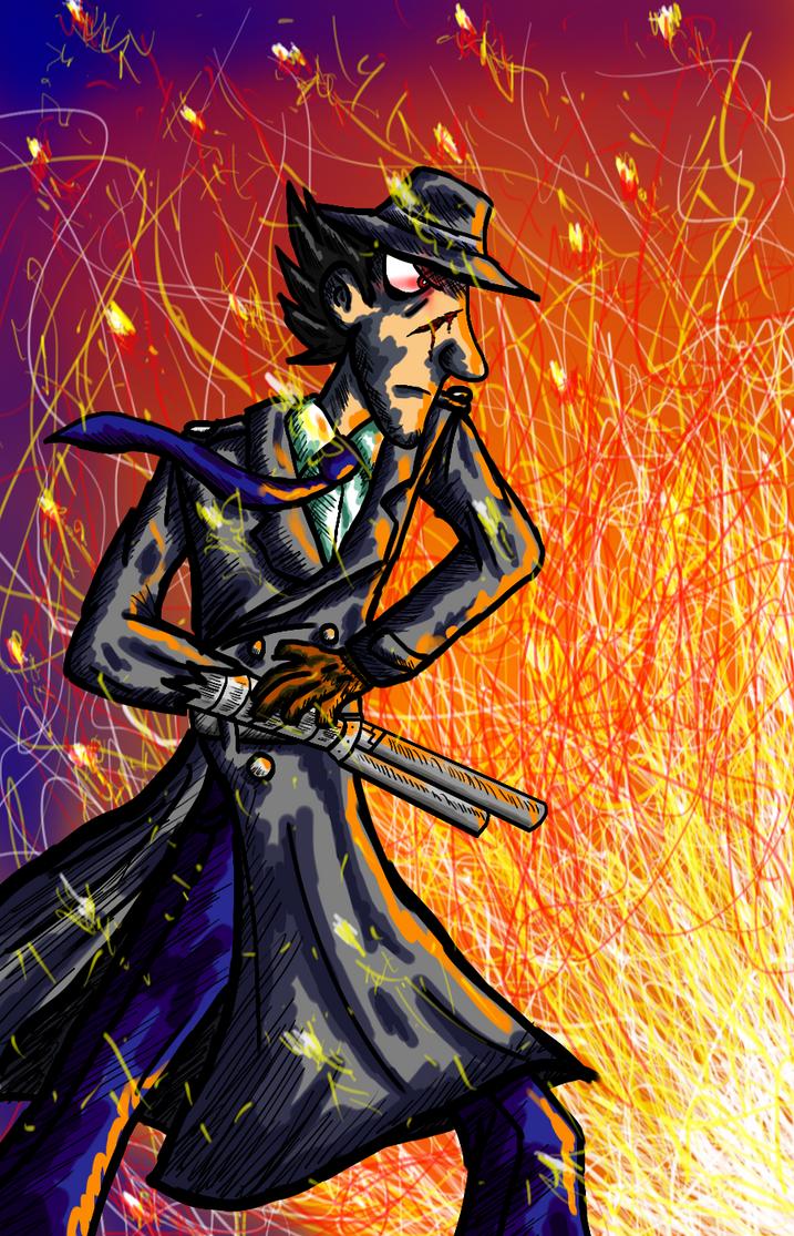Inspector Gadget Go! by Dragonwarrior-kyna