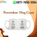 PREMIUM  Wa.Call. 0877-7850-5584 Percetakan Mug Ce