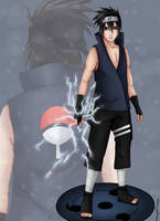 If Sasuke would have stayed.. by Moyashi-Allen