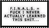 finals stamp by RoseRaptor-Stamps