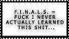 finals stamp by RoseRaptor-Stamps