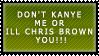 kanye n chris brown stamp by RoseRaptor-Stamps