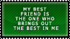 friend2 stamp by RoseRaptor-Stamps