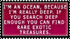 treasure stamp by RoseRaptor-Stamps
