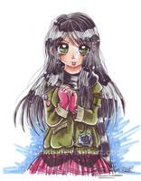 Kira - Happy Birthday Mai by oliko