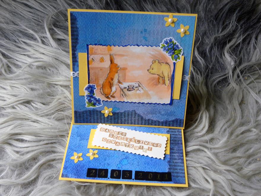 a Very Happy Thursday Card by oliko