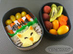 BENTO - meow! by oliko