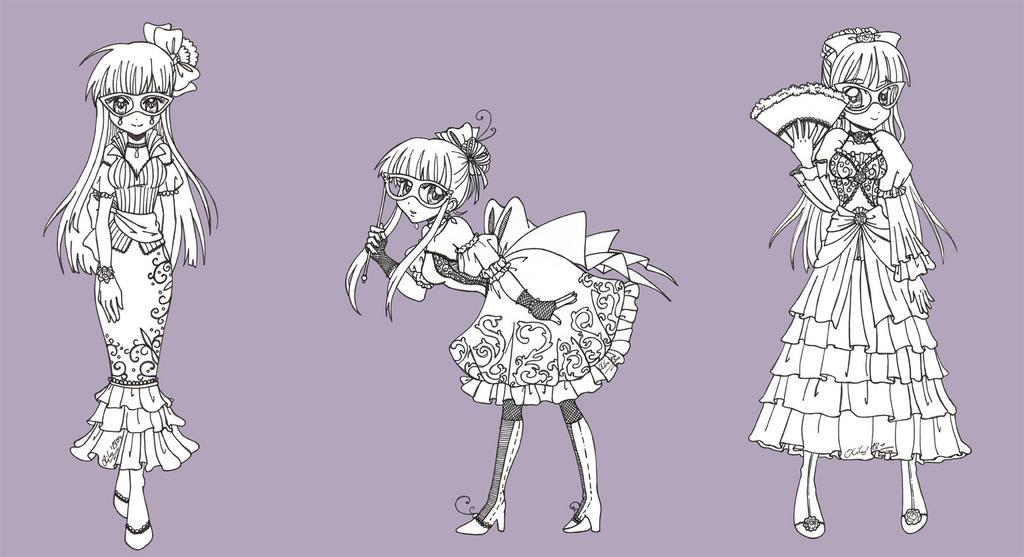 :: Red Alice - Masquerade :: by oliko
