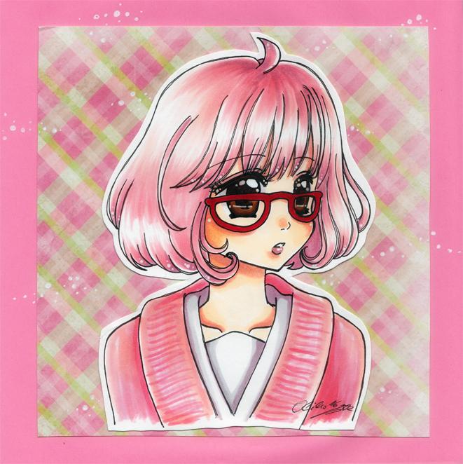 :: Kuriyama Mirai :: by oliko