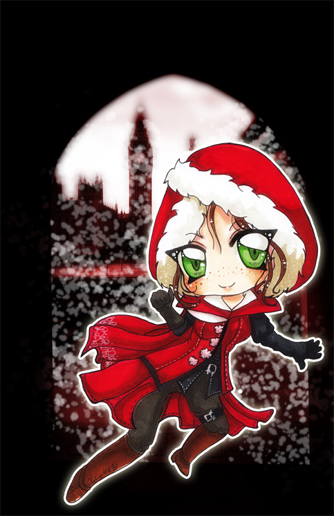 :: Christmas Evie :: by oliko