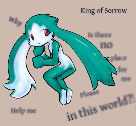 King of Sorrow by SolarCookie