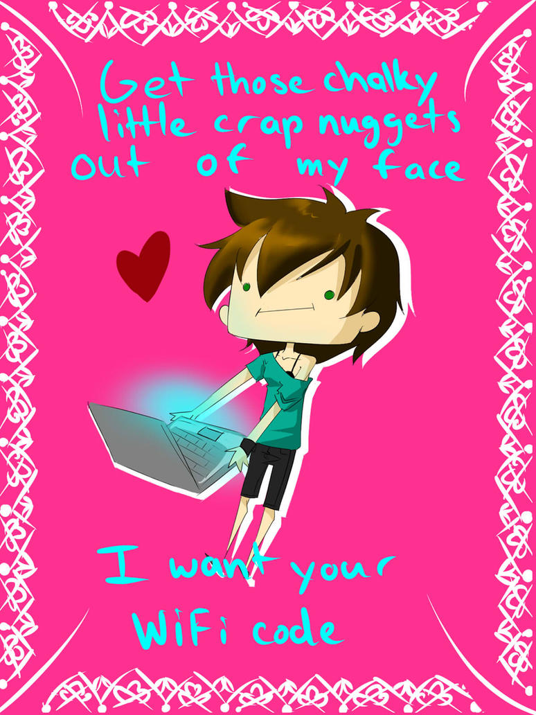 Valentines day card for the internet lover by Jadethefirefox on – Internet Valentines Cards