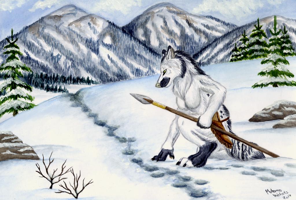Hunting by Vlcek