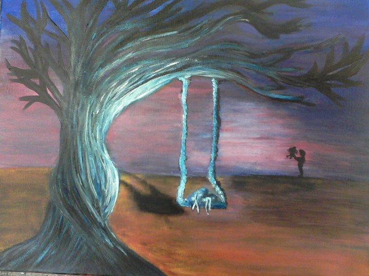 Childhood Dreams by FallenAngel9427