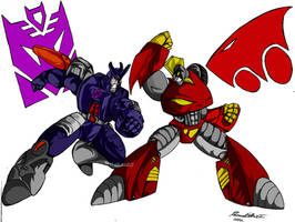 Transformers Vs GoBots: Ch 9C by Giga-Leo