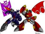 Transformers Vs GoBots: Ch 9C