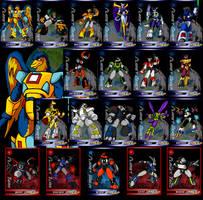 Galaxy Force Beastformers 3 by Giga-Leo