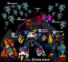 Galaxy Force Beastformers 4 by Giga-Leo