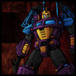 Impactor Onslaught by Giga-Leo