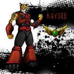 Kaysee by Giga-Leo