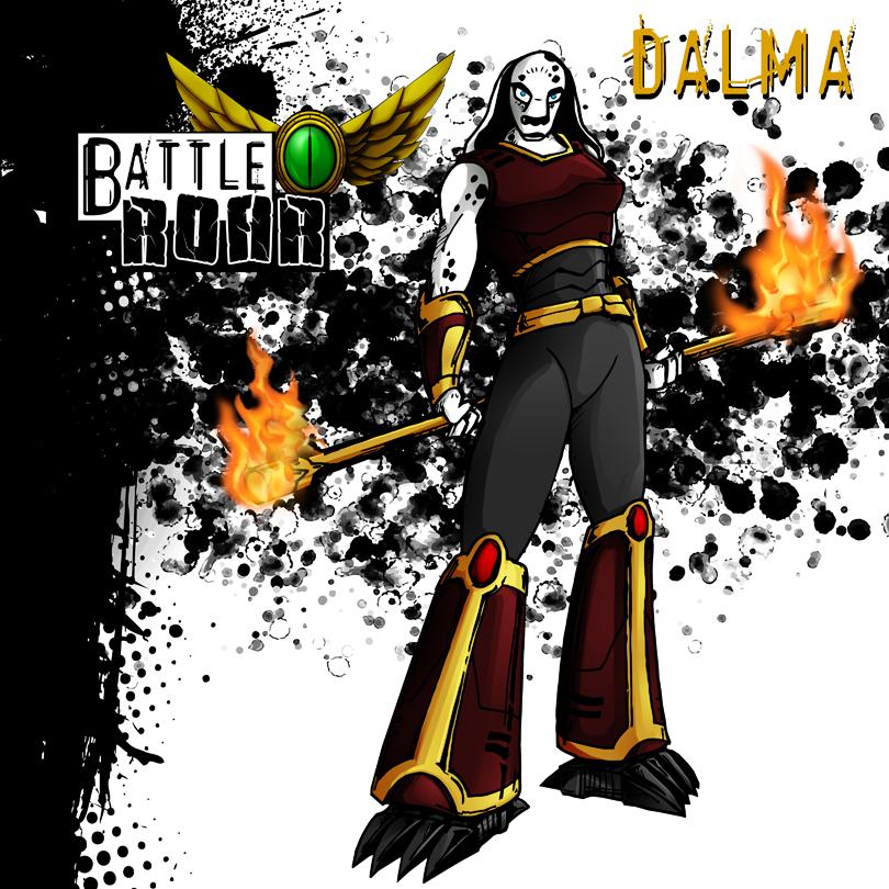 Dalma by Giga-Leo
