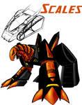Go-Bots Scales