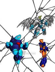 BeastFormers: Dark Web