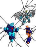 BeastFormers: Dark Web by Giga-Leo