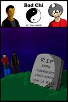 Bad Chi: Good-bye Eddie by Giga-Leo