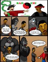 Bad Chi: Monkey business by Giga-Leo