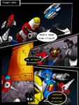 Transformers vs GoBots P27