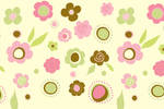 floral pattern by alinney