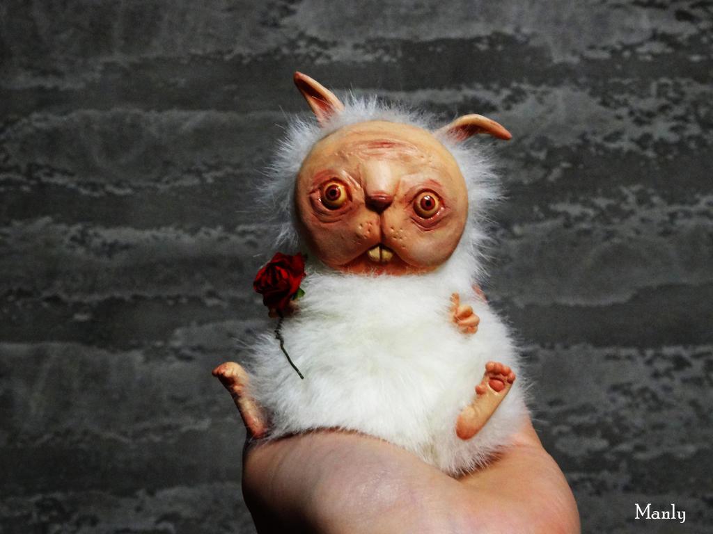My Creepy friend 1 by nero-nero