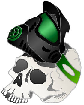 Skull - Old piece