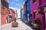 Colorful Burano I