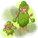 Day 3: Moemon by bigrika