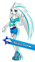 MH: Haizea Storm by bigrika
