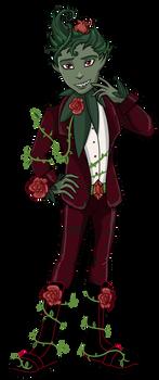 MH: Rose Thorn V