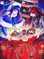 Santa's bag by Youkai-Yoko