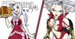 Mirajane - She Devil by Sknatlo